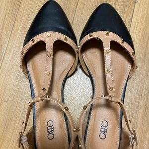 CATO Pointed Flats